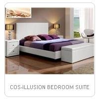 COS-ILLUSION BEDROOM SUITE